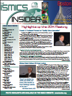 ISMICS Insider
