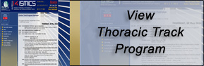 Thoracic Track Day Program